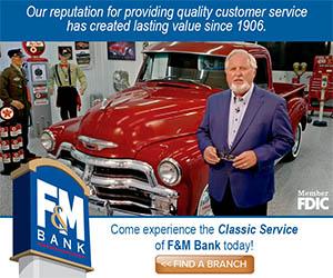 F&M Bank Service