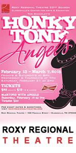 Roxy Regional Theatre - Honky Tonk Angels
