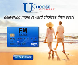 F&M Bank Rewards