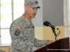 101st Combat Aviation Brigade Uncasing Ceremony at Fort Campbell