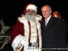 Santa Claus and Mayor Piper