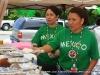 Mexico was represented
