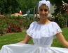 A Ballet Folklorico Viva Panama dancer