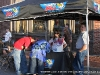 Eagle 94.3 was on hand registering people for free giveaways