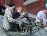The U.S. Military was well represented at Rivers and Spires