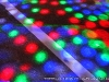 Colored Lights on pavement