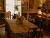 The Dinning Room in the Magnolia House Inn