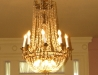 Hallway chandelier, Smith-Trahern Mansion