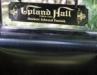 Upland Hall mailbox