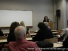 Katherine Sands, NYC literary agent and author of Making the Perfect Pitch: How to Catch a Literary Agent's Eye, at the 2009 Clarksville Writers\' Conference
