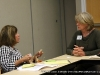 Cynthia B. Stafford gets a private meeting with James and Lyndia O\'Connor at the 2009 Clarksville Writers\' Conference