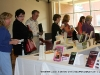 Attendees purchase books from the authors who attended the 2009 Clarksville Writers\' Conference