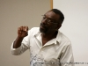 "Earl S. Braggs, poet, University of Chattanooga Foundation professor of English, author of ""Hat Dancer Blue"" and ""In Which Language Do I Keep Silent;"" gives his presentation at the 2009 Clarksville Writers\' Conference"