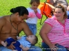 A happy family at the TWRA Youth Fishing Rodeo