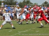 Clarksville Academy vs. Montgomery Central August 18th, 2012
