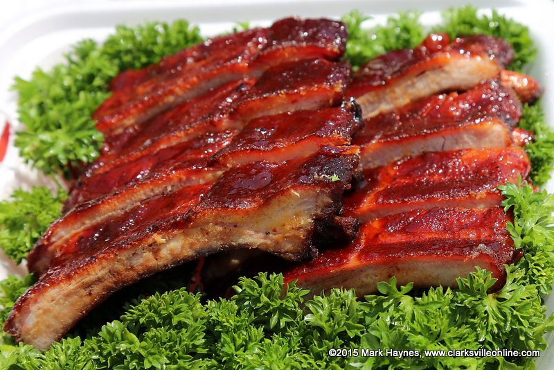 Bbq cook off gets bigger and better each year clarksville tn online