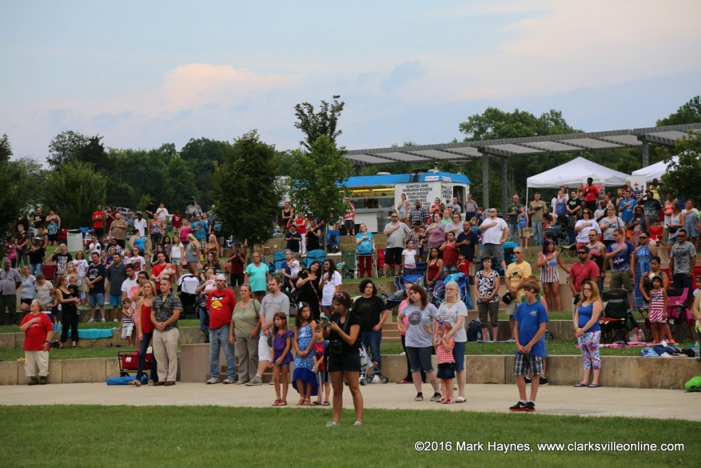 City Of Clarksville To Hold Independence Day Event At