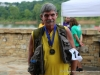 Adolf Martin came in third in the Beginner (Singles) Division at the 4th annual Rally on the Cumberland.