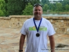 Joseph Stibler came in first in the Intermediate (Singles) Division at the 4th annual Rally on the Cumberland.