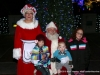 2016 Christmas on the Cumberland - Visiting with Santa Claus