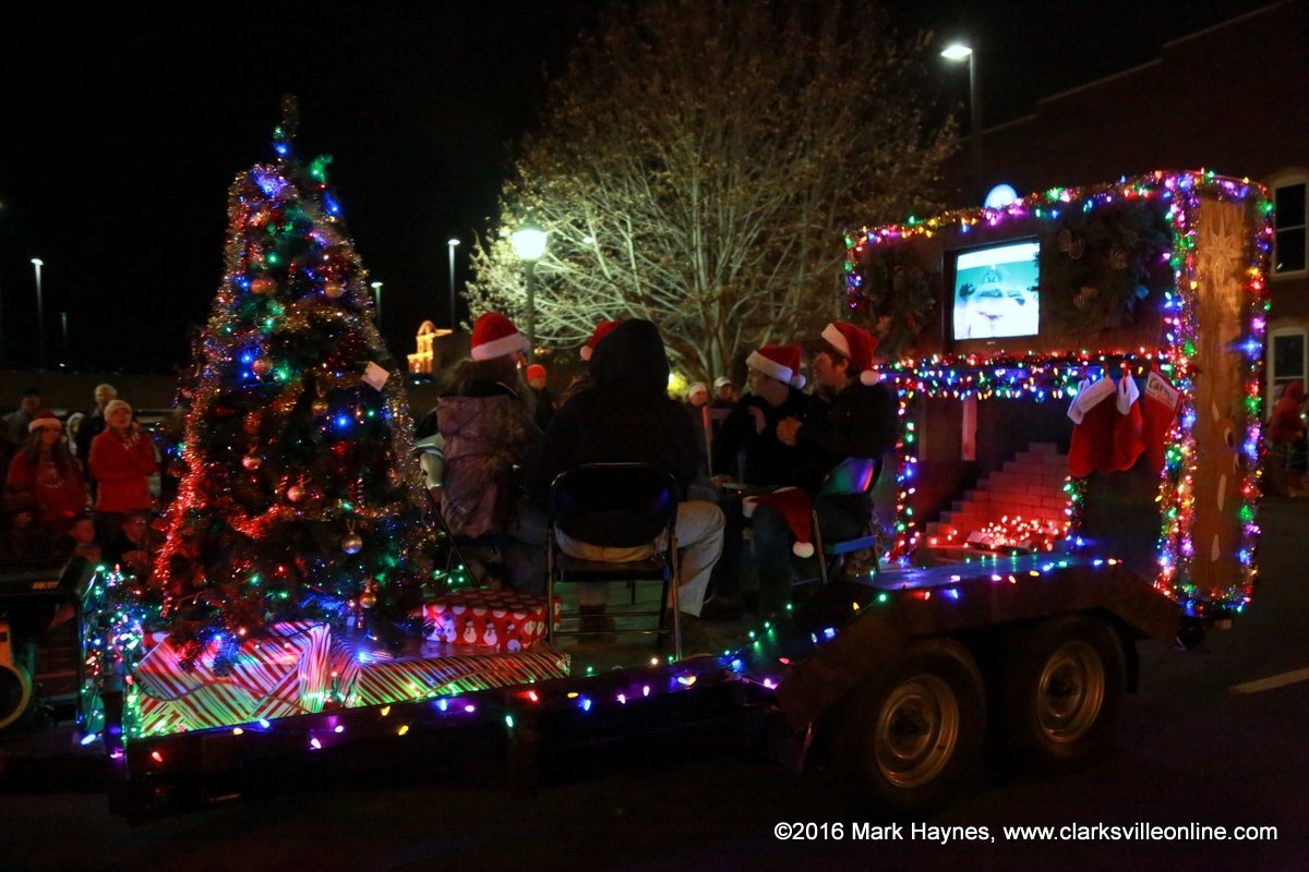 Clarksville Parks and Recreation announces Lighted Christmas Parade Winners - Clarksville, TN Online
