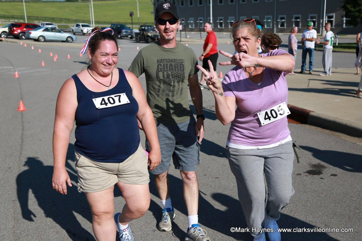 3rd Annual Be More Like Wade Scholarship 5k Run Walk Crawl Continues Success Clarksville Tn Online
