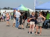 Clarksville's Humane Society hosted the 1st annual Wags & Wings Saturday.