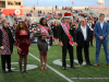 2018 APSU HomLaQuandra McGhee was crowned Austin Peay State University Homecoming Queen and Jake Bumpus was crowned King Saturday at the APSU Football game against Tennessee Tech.