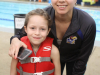 Clarksville Parks and Recreation's annual Wettest Egg Hunt was held Saturday at the New Providence Pool.