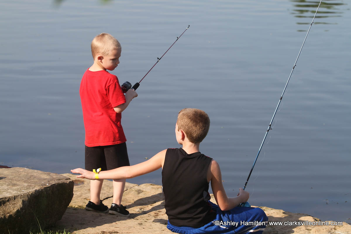 Clarksville Parks and Recreation, TWRA provides outdoor ...