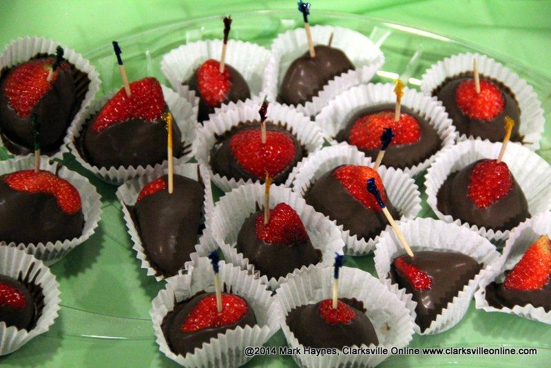 Clarksville s Chocolate Affair a real treat - Clarksville ...