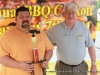 2nd place for ribs went to Big B\'s.
