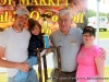 1st place went to BBQ Bunch, (L to R) Mike Johnson, Melody Johnson, Wayne Hall and Janet Johnson.