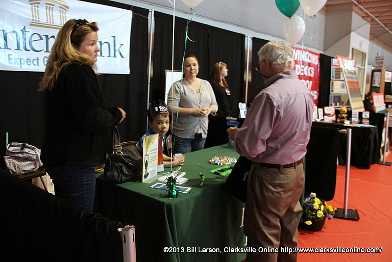 Clarksville Area Chamber Of Commerce Hosted Fourth Annual