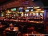 Clarksville's Tilted Kilt Pub and Eatery bar.