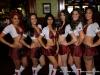 Clarksville's Tilted Kilt Girls.