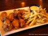 Traditional Style Wings with Tilted Kilt Signature sauce.