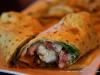 Spicy Southwest Chicken Wrap