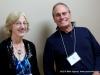 2016 Clarksville Writers Conference - Ellen Kanervo and Ken Sherman