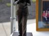 Replica of the Pat Head Summitt statue that will be placed at the Pat Head Summitt plaza.