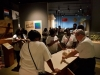 LEAP Youth visit Miami Museum.