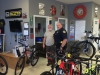 New Providence Community Policing Center Donates Bicycle to Northwest High School student Shawntae Nelson