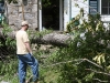 Storm clean-up