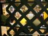 view thru the latticework