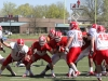 APSU Football Scrimmage, April 13th, 2013.