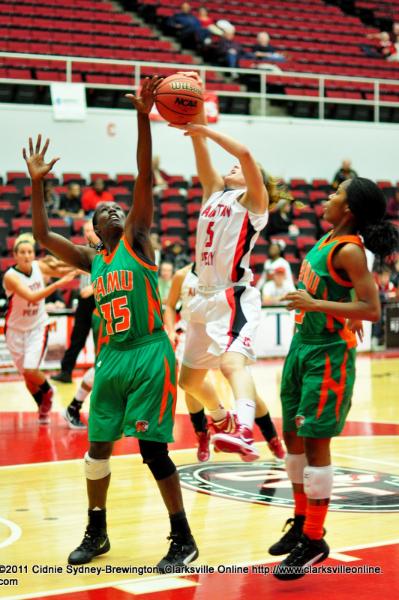 Austin Peay State University Lady Govs Basketball falls to ...