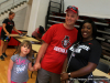 APSU's football team held a scrimmage recently at Fortera Stadium, followed by a meet and greet with their fans at the Dunn Center. The Lady Govs soccer and volleyball teams also joined in the fun.