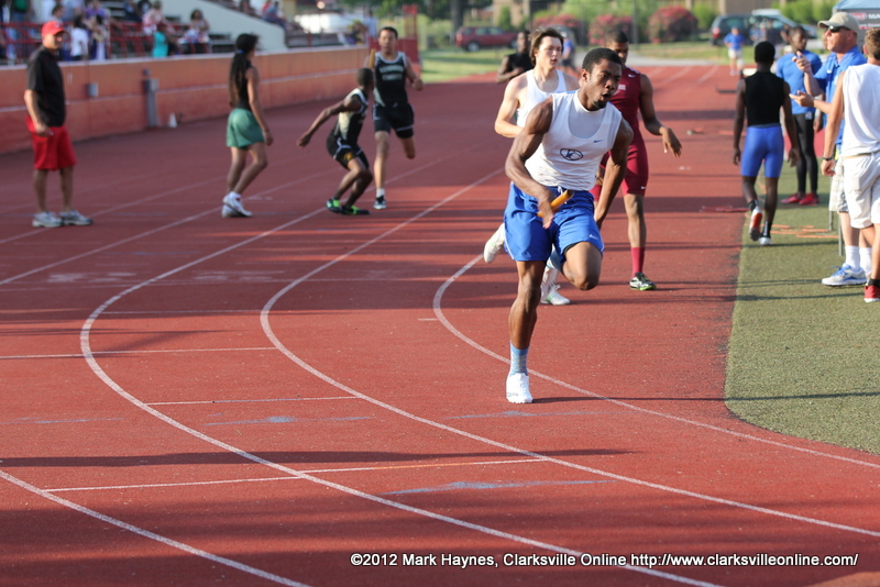 trumbull county track and field meet 2012