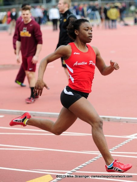 Austin Peay State University Women's Track and Field have ...