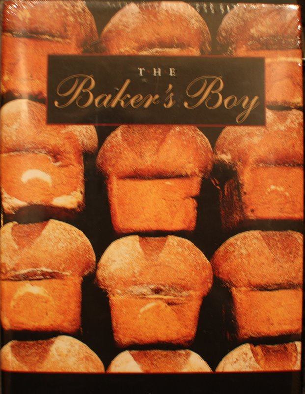 "Cover- ""The Baker's Boy"""